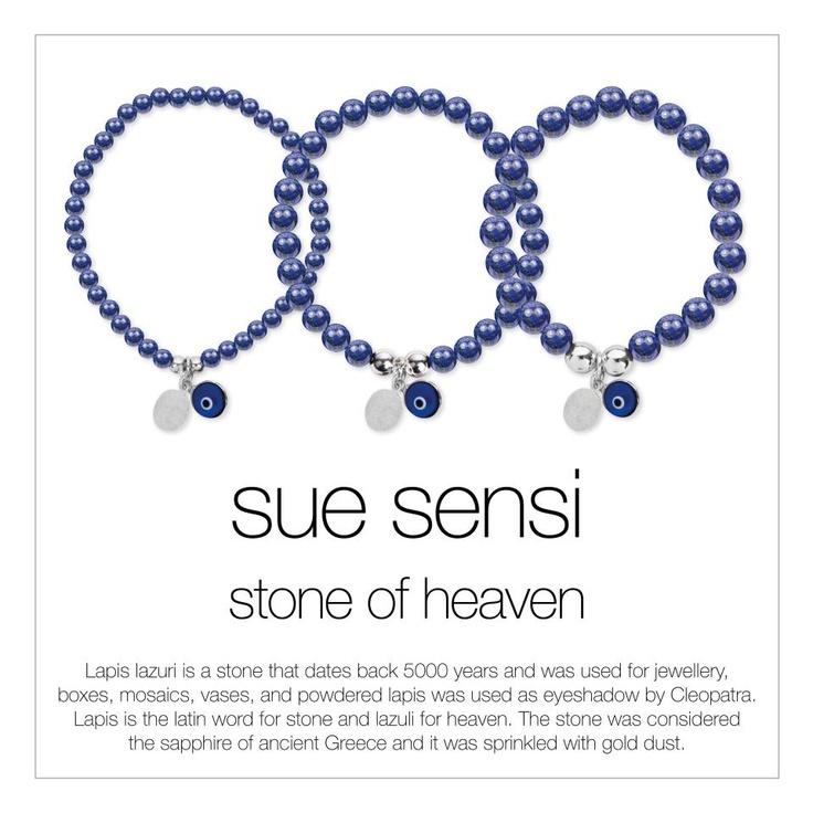 Stone of Heaven. Sue Sensi. Bracelet.