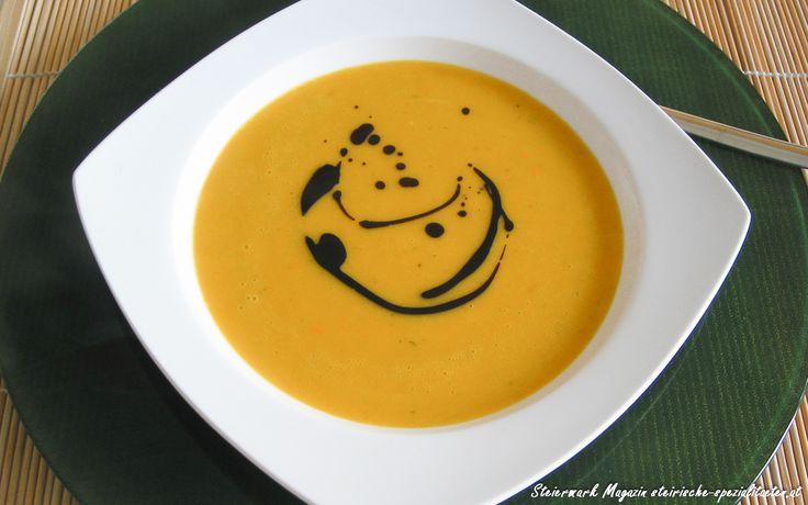 25+ parasta ideaa Pinterestissä Kürbiscremesuppe rezept - kürbissuppe rezept chefkoch