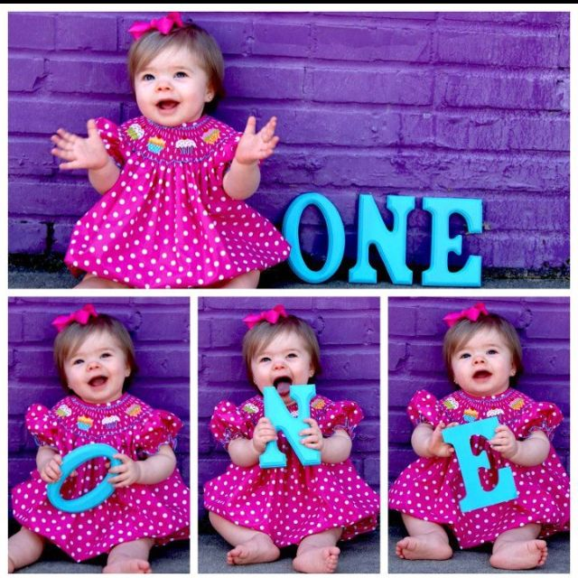 Cute picture idea: Pictures Ideas, Photos Ideas, Photo Ideas, Birthday Pictures, One Years Pictures, 1St Birthday, Photos Shoots, Birthday Photos, Birthday Ideas