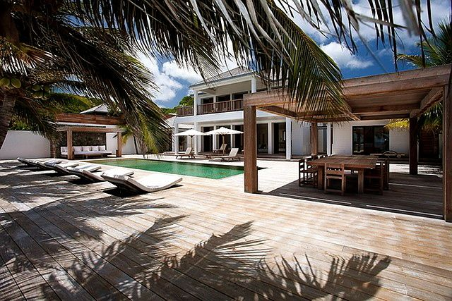 The Sand Club - SCL, St. Barts