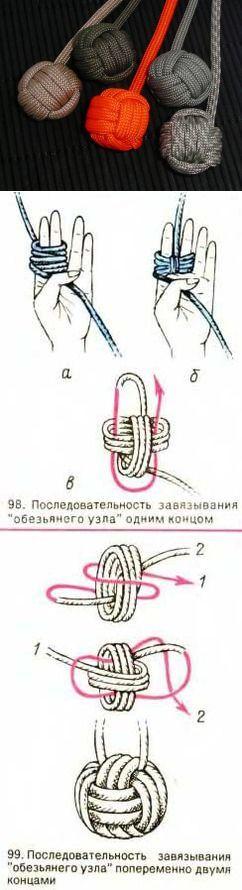 Обезьяний узел