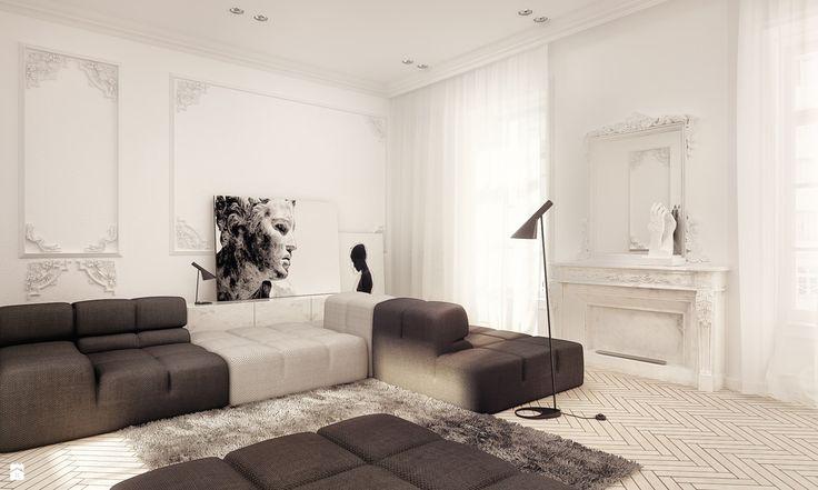 Salon styl Klasyczny - zdjęcie od uniq - Salon - Styl Klasyczny - uniq