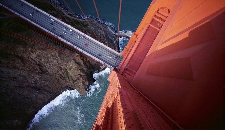 Photos, Golden View, Golden Gate Bridge, Golden Gates Bridges, The View, Travel, San Francisco, Cities Guide, Bridges California