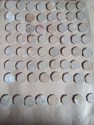 Old Coins, Stamps & Antique Coins for Sale: India old coin 10,20 Paise for sell