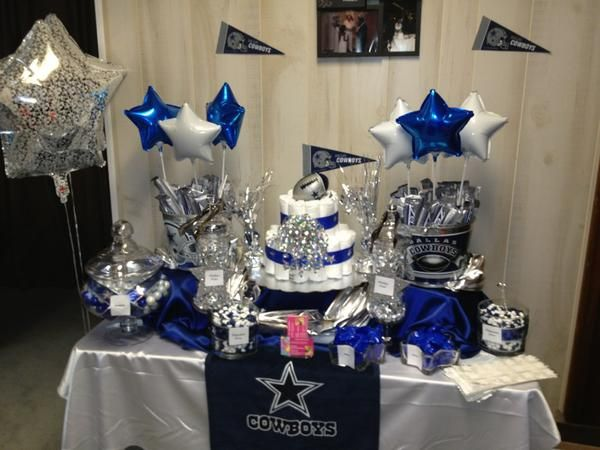 best 25  dallas cowboys party ideas on pinterest