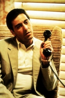 Michael Corleone in The Godfather.Part II (1974)