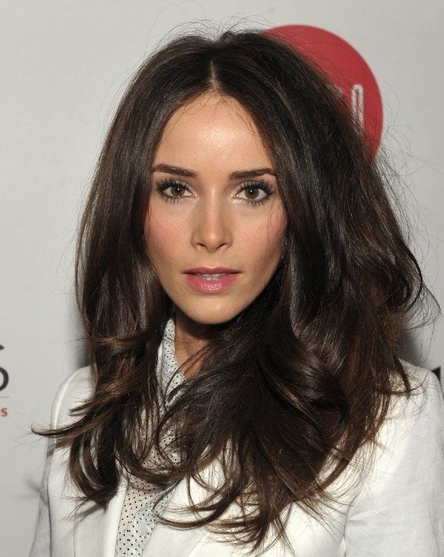 Abigail Spencer: hair colour