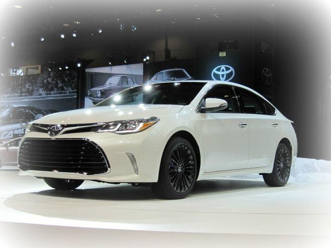 Fresh Avalon Cars 2015