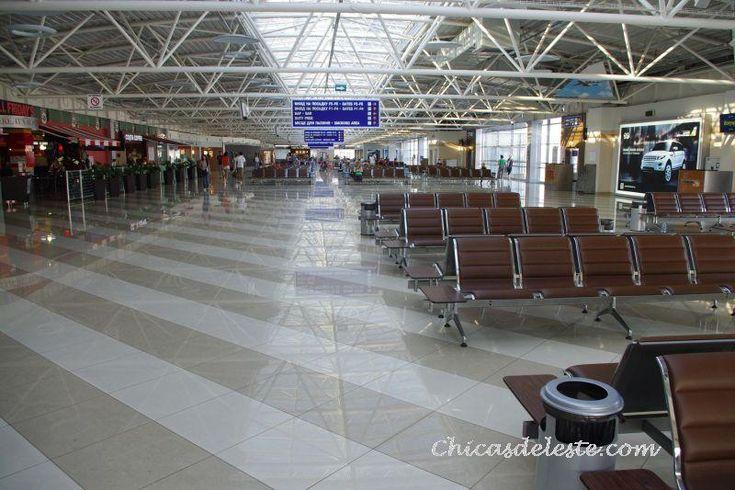 Aeropuerto internacional de Kiev.