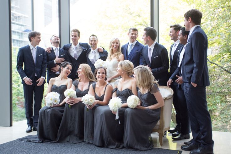 Royal Conservatory of Music wedding party