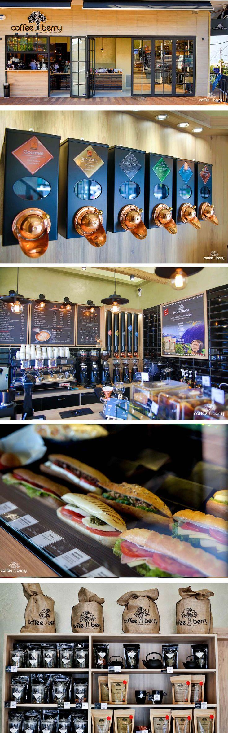 Το νέο Coffee Berry στην Αργυρούπολη άνοιξε τις πόρτες του και σερβίρει στο κοινό τους μοναδικούς speciality coffee του!