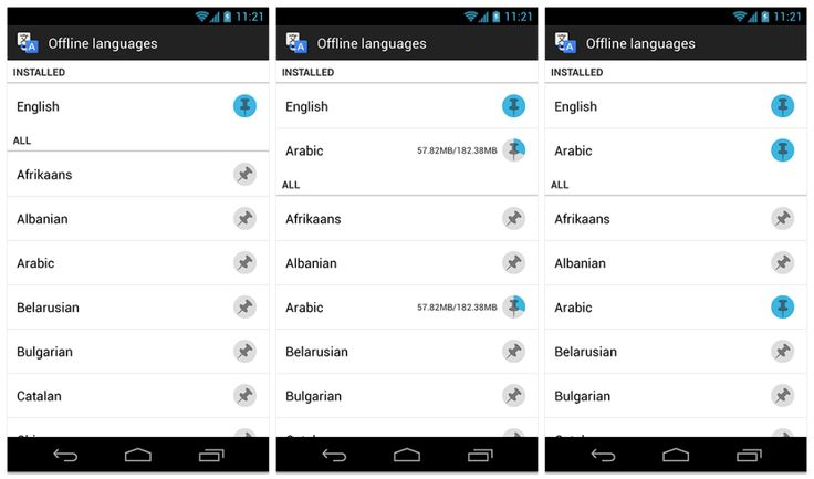 Google Translate For Android Gets Offline Mode With Support For 50 Languages