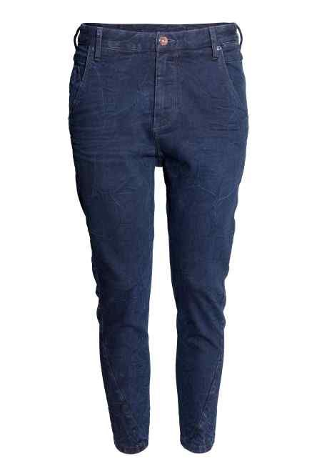 Vaqueros Tapered Low Ankle