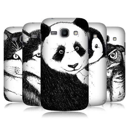 HEAD CASE DESIGNS HAND DRAWN ANIMAL CASE COVER FOR SAMSUNG GALAXY ACE 3 S7270 #HeadCaseDesigns