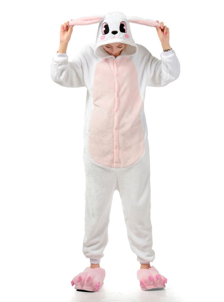 Find More Pajama Sets Information about Autumn spring winter flannel animal pajamas one piece pink rabbit pajamas rabbit pyjamas pijama de animais pijama entero mujer,High Quality pajama men,China pyjamas adult Suppliers, Cheap pajama dolls from Kibela on Aliexpress.com
