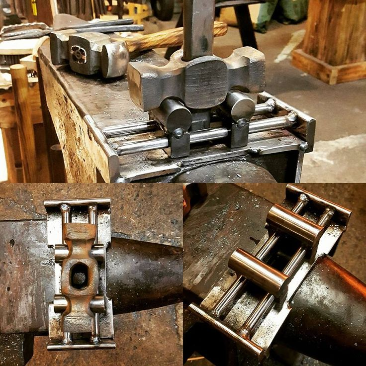 blacksmith hammer machine