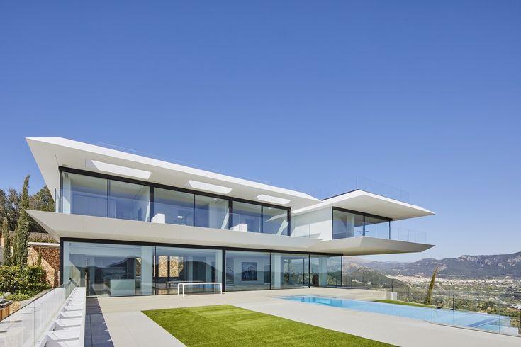 Where Eagles Dare House / GRAS arquitectos via onreact