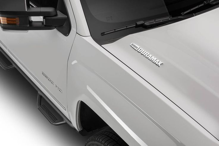 Now shipping N-FAB Nerf Steps and N-DuraSteps for the 2017 GMC /Chevy 2500 / 3500 Duramax with the new larger DEF tank. Visit N-FAB.com for further information. No drilling or cutting direct bolt-on. #duramaxnation #duramax #2017duramax #diesel #twitter #gmc #chevy #2500hd #3500hd