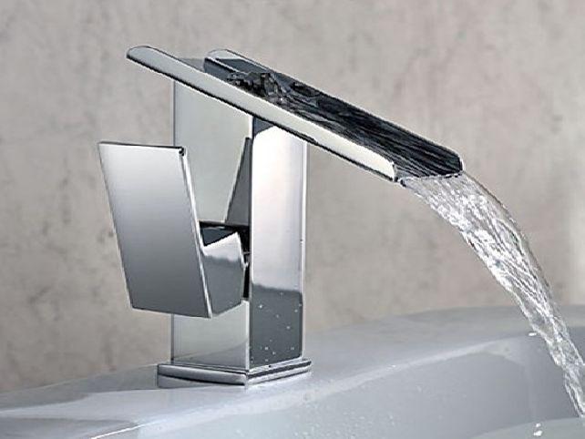 Pin by Aris Joko Setiawan on Home Decor Model  Modern bathroom faucets Grohe bathroom faucets