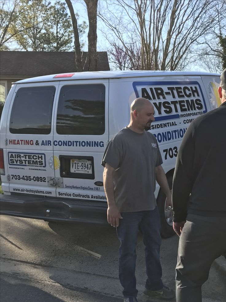 Heating And Air Repair AirTech Systems Inc. 10930 Clara