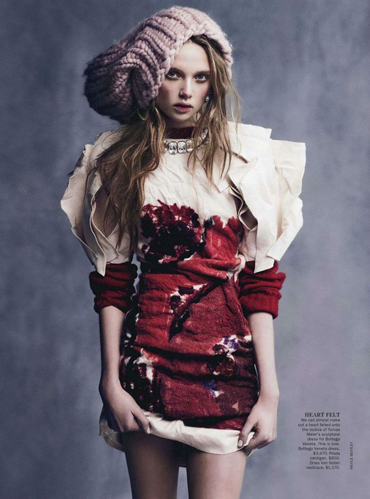 Photo Holly Rose Emery for Vogue Australia August 2013 by Nicole Bentley