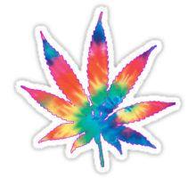 Dank weed leaf Sticker