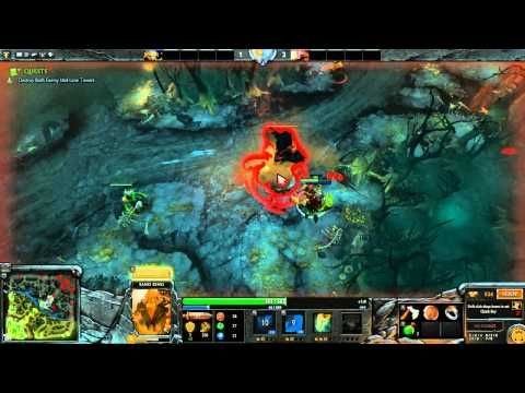 Dota 2 - gameplay 1 - Dota 2 is a Free to play, MOBA (multiplayer online battle arena), Action and Strategy Game