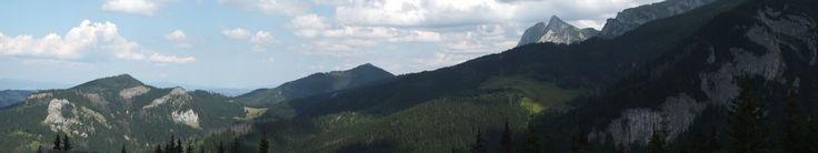 Panorama z Hali Stoły