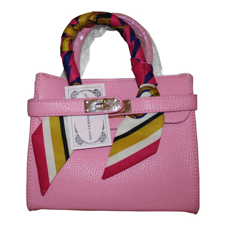 Chloe K Mini BB Bag - Pink
