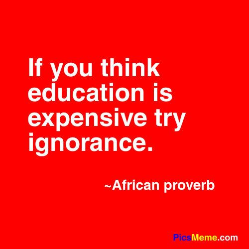 Intellectual Quotes: Best 25+ Proverbs About Education Ideas On Pinterest