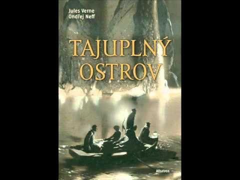 Jules Verne - Tajuplný ostrov - Kapitola 2 - audiokniha česky
