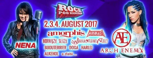 Festival Rock pod Kameňom ponúkne atraktívnych interpretov - Voľný čas - SkolskyServis.TERAZ.sk