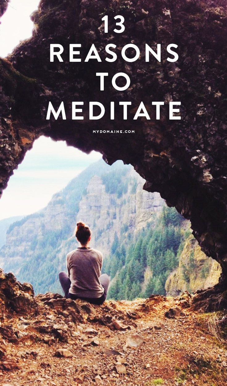 Here's why everyone should be meditating