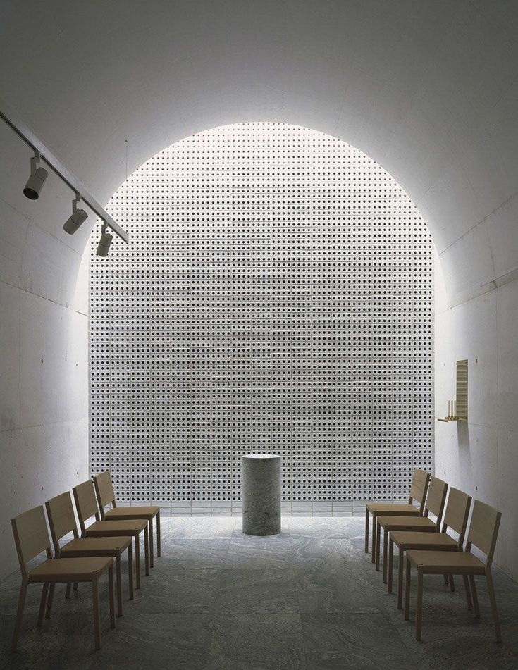 The New Crematorium at The Woodland Cemetery, Stockholm, Sweden by Johan Celsing Arkitektkontor | Yellowtrace _
