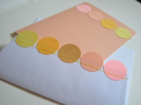 Blank card Cute card Confetti Card by MilestonesandPebbles, $4.09 https://www.etsy.com/shop/MilestonesandPebbles?ref=related-shop-35