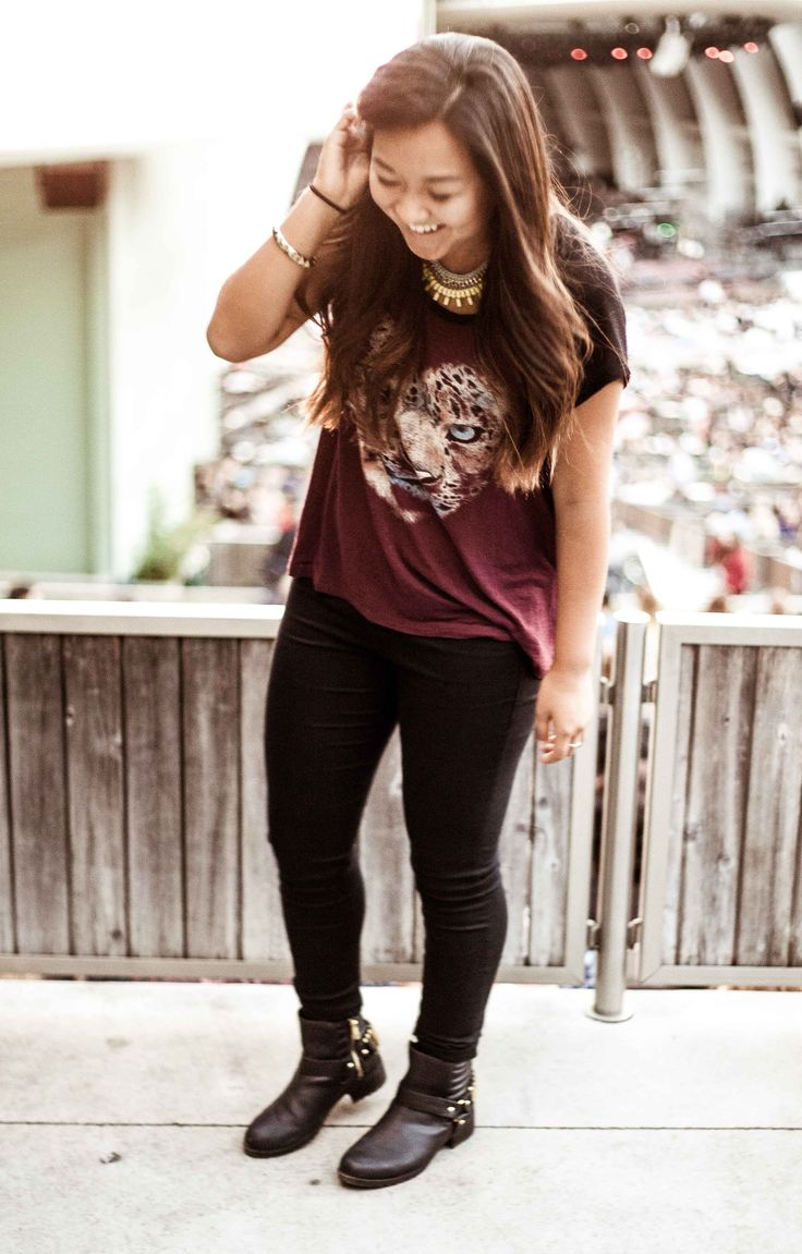 26 best Rock n roll images on Pinterest | Festival outfits Casual wear and Cute summer outfits