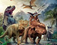 Prezi sobre dinosaurios. Presentación con gran cantidad de información