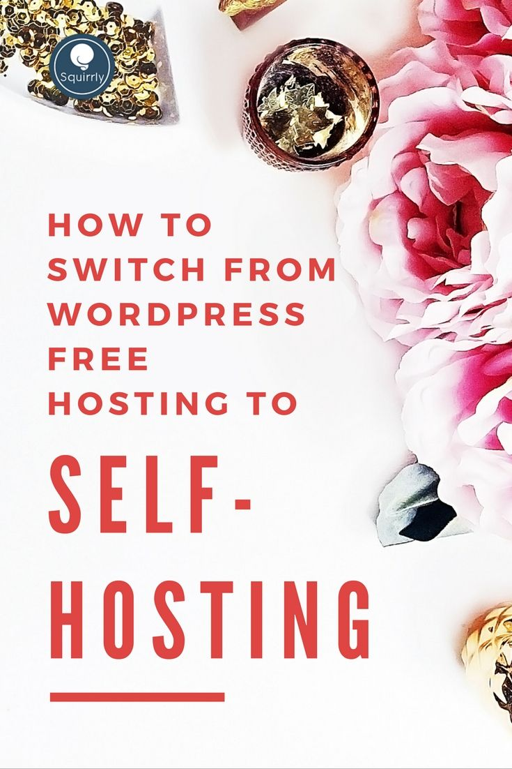 "Have you started your blog on the WordPress free hosting service ""WordPress.com""? Maybe you've had success for a while, but you feel you could do much more. And you can, using self-hosting and the ""WordPress.org"" app. But how do you transfer all of your stuff to another service?Find out by reading this article : https://www.squirrly.co/how-to-switch-from-wordpress-free-hosting-to-self-hosting"