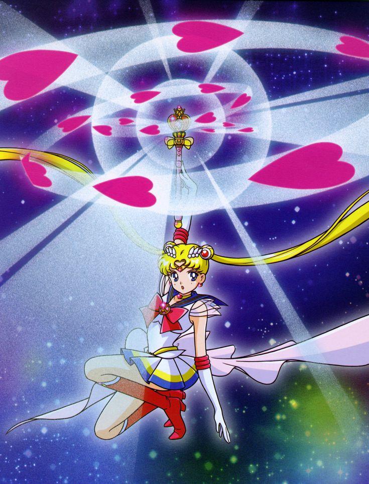 Tags: Bishoujo Senshi Sailor Moon, Tsukino Usagi, Scan, Sailor Moon (Character), Official Art, Marco Albiero