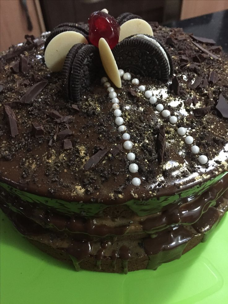 Oreo cake for my Daughter
