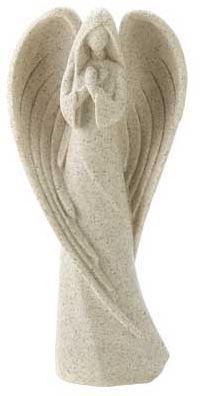 Angel in stone