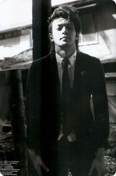 オダギリ ジョー | Joe Odagiri <3