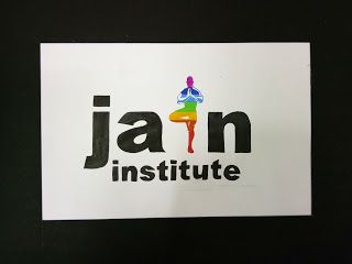 logo design : jain institute