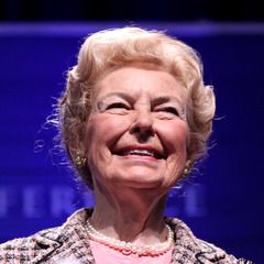 Top 9 quotes of Phyllis Schlafly famous quotes, rare quotes and sayings Phyllis Schlafly inspiring quotes, funny Phyllis Schlafly quotes, Phyllis Schlafly life quotes, Phyllis Schlafly love quotes