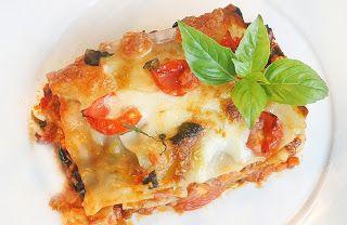 Bacon lasagne met zelfgemaakte bechamelsaus