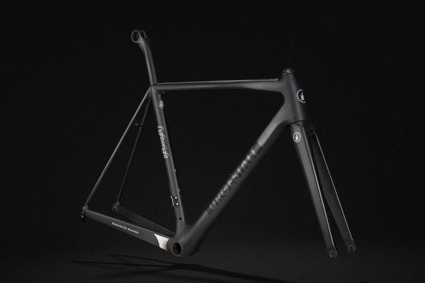 Lightweight Urgestalt Road Bike Frameset Unveiled – 790 Gram Fondo Ready Frame