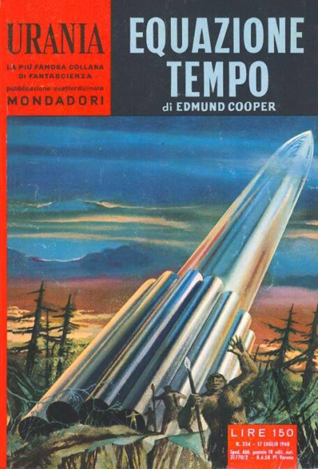 Urania #234 (1960-07-17) Arnoldo Mondadori Editore Karel Thole cover