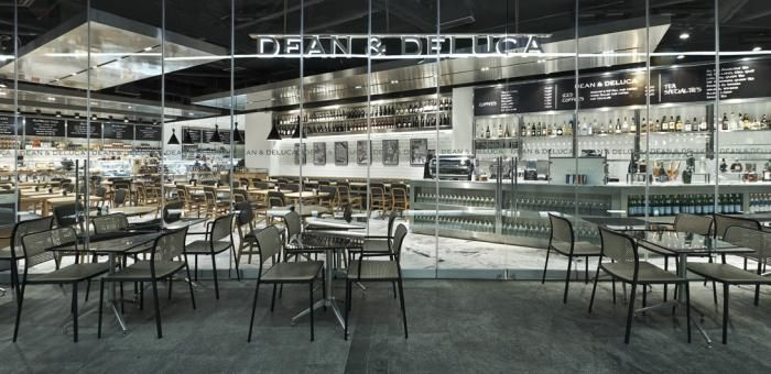Dean and Deluca - Cafe Style Restaurant Inspiration