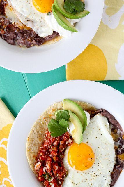 Huevos Rancheros #cincodemayo