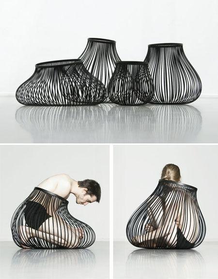 Table en verre Crossing par Patricia Urquiola - Blog Esprit Design